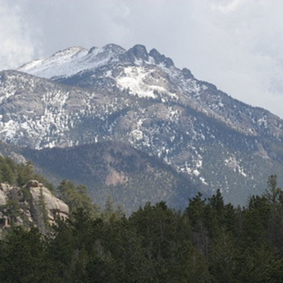 Estes Park is in north central Colorado.