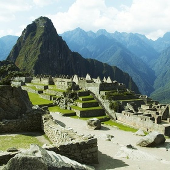 The breathtaking vistas of Machu Picchu draw many people to Cuzco each year.