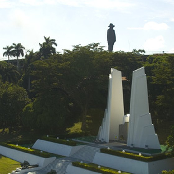 Managua is home to many important monuments.