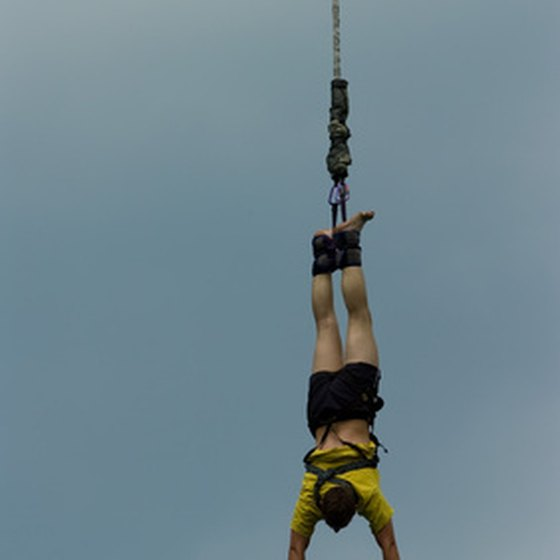 Learn why bungee jumping has become so popular by taking the plunge.
