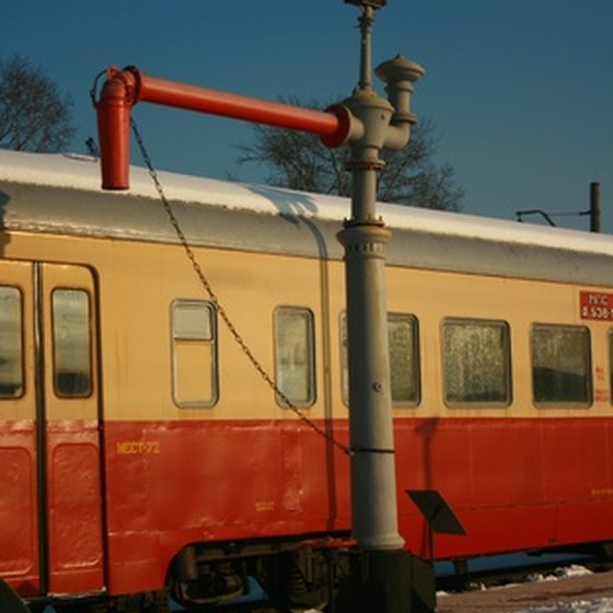 Train travel in Russia is inexpensive and enlightening.