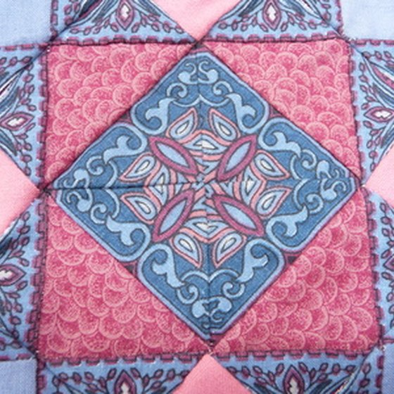 Jonesborough's QuiltFest draws quilters from around the region.