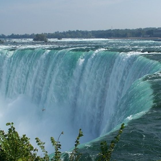 Niagara Falls will probably awe any member of the family.