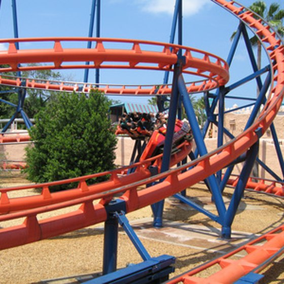 Capture the memories of your Six Flags trip with pictures.