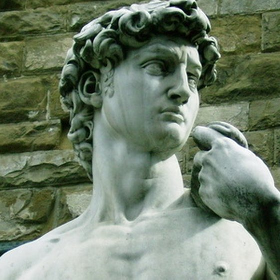 Learn more about the life and times of artists such as Michelangelo.