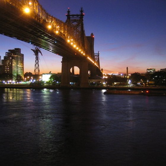 Enjoy a sunset cruise around NYC.