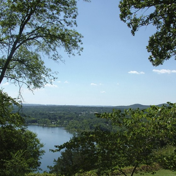 Much of the shoreline around Table Rock Lake remains wild and undeveloped.