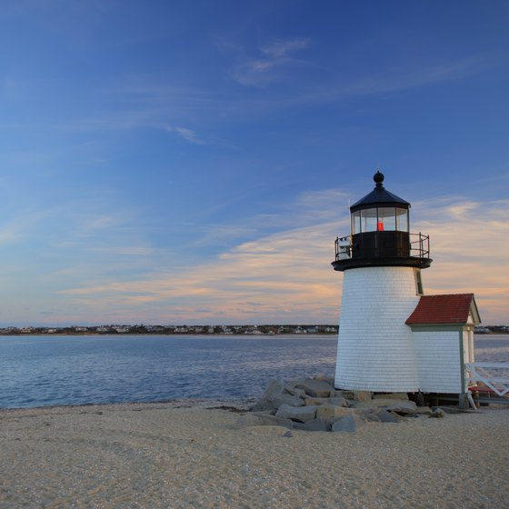 Cape Cod's grandeur inspired Henry David Thoreau to write a book on the area.