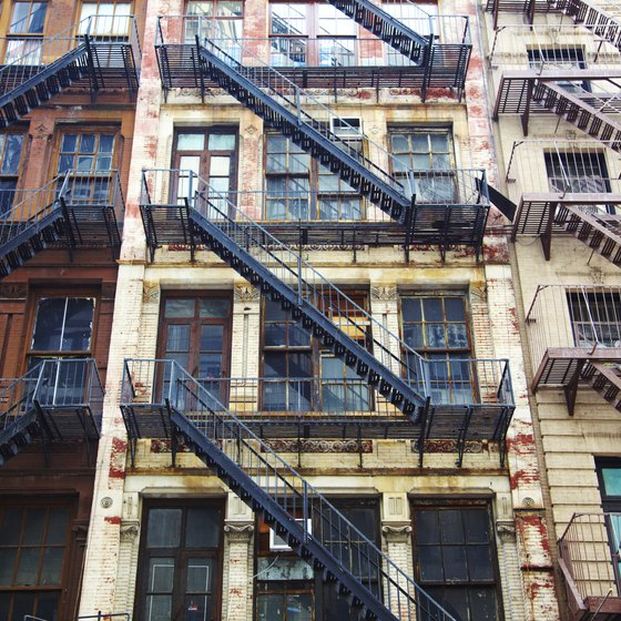 The Lower East Side in Manhattan offers shopping, music, art, and dining.