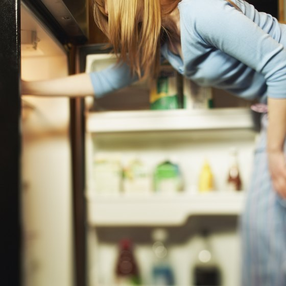 Unplugging the fridge will hopefully not be a last-minute decision. You need time to clean it out properly.