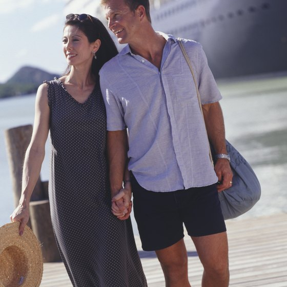 Consider booking your shore excursion with a third-party company that has an online presence.