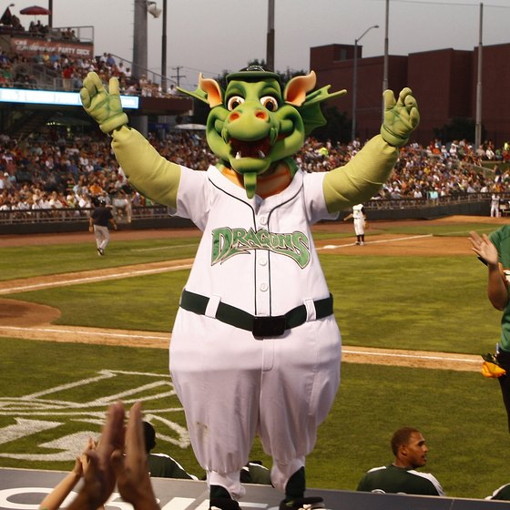 The Dayton Dragons, the city's minor league baseball team, offers senior discounts.