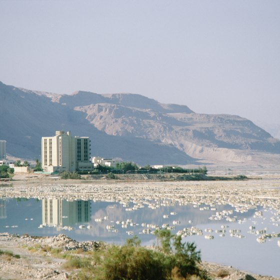 The Dead Sea is an important source of potash.