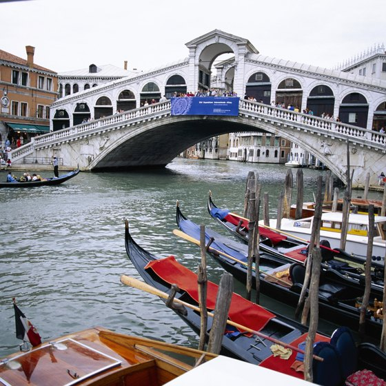 October is a good time to see Venice and explore regional events nearby.