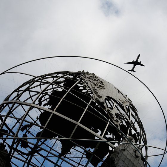 Fly into New York City and stay at a hotel in the bustling borough of Queens.