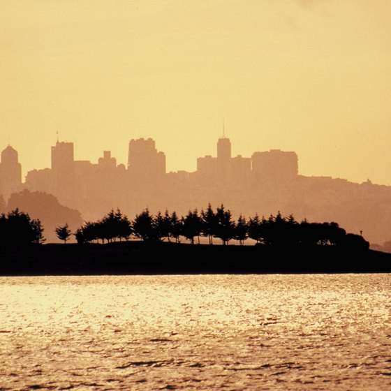 The Barbary Coast is a nickname for San Francisco dating from the gold rush years.