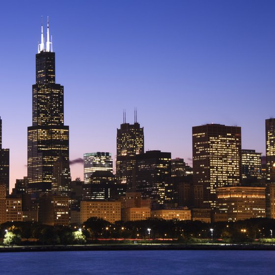 Chicago is the largest city on Lake Michigan.