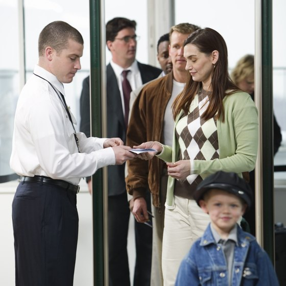 Avoid the long security lines with TSA Pre.