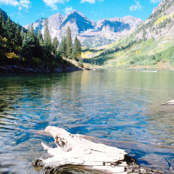 See Colorado's many mountains and lakes.