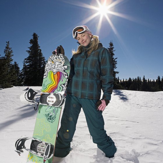 One Colorado resort offers snowboarding at the end of May.