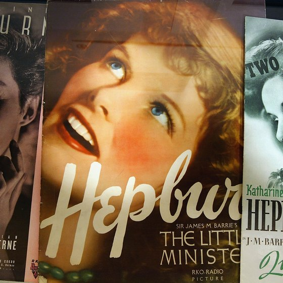 Katharine Hepburn was Old Saybrook's most famous resident.