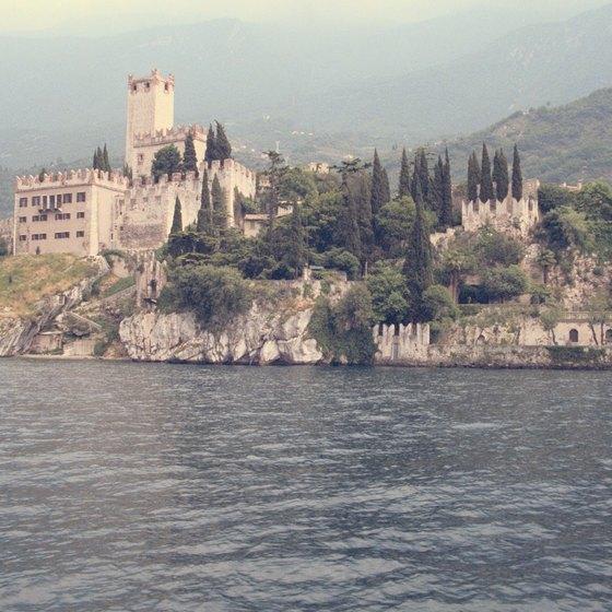 Sightseeing In Lake Garda Usa Today