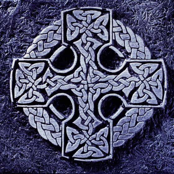 The Celtic Cross remains a popular symbol of Celtic heritage.