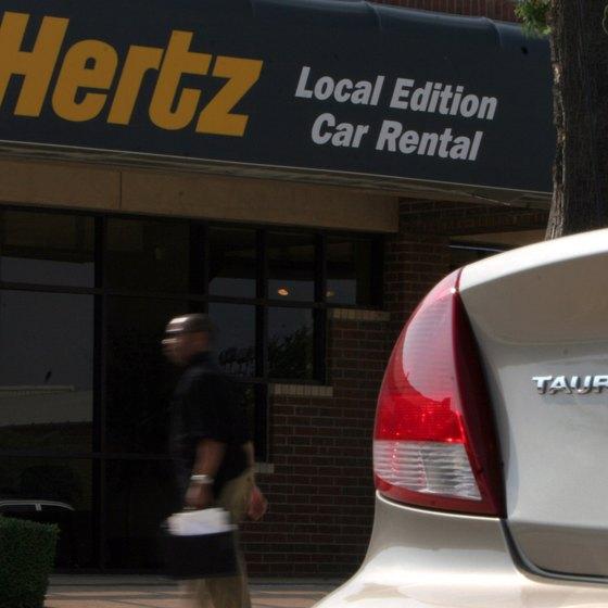 Types Of Hertz Rental Cars