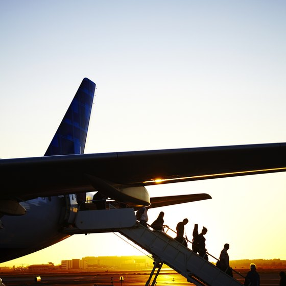 Air travel is fast and convenient for both business and leisure travelers.