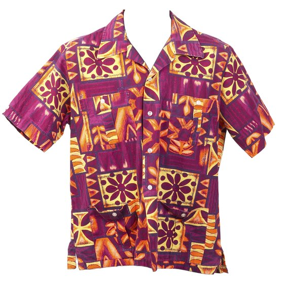 The Aloha shirt is part of casual attire at most Hawaiian resorts.