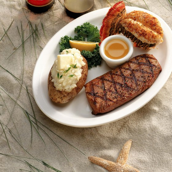 Greensboro's best restaurants offer a full range of menu options, including seafood and steak.