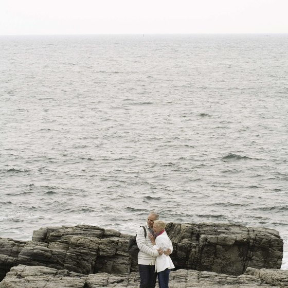 Celebrate your anniversary on the coast of Maine.
