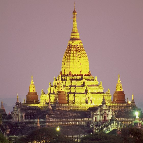 It may be difficult to obtain a visa for Myanmar, a country that has been closed to foreigners until recently.