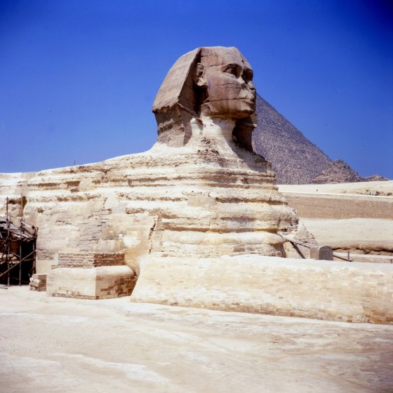 Controversy continues over whether the Sphinx predates the Egyptian civilization.