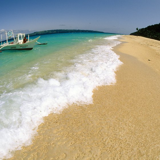 Boracay is one of the Philippine islands travelers visit most.