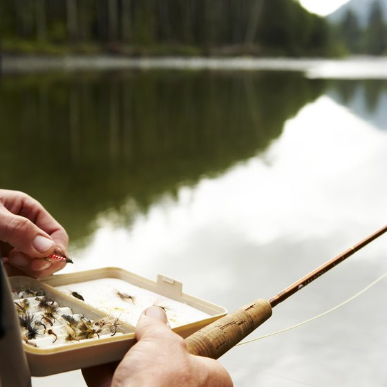 Fly fishing is one of the simplest and oldest styles of fishing.