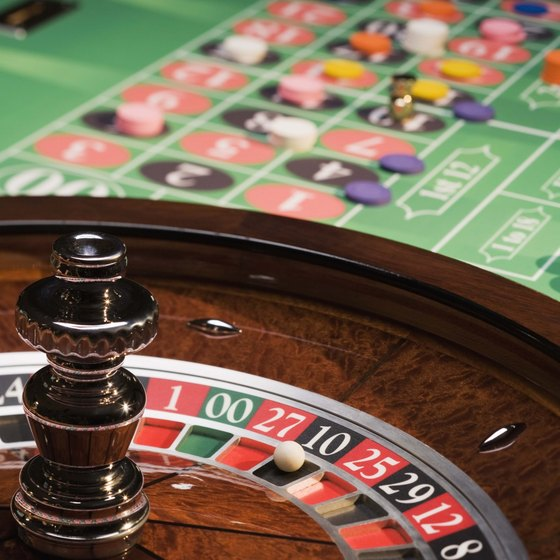 Jacks or Better offers both slots and table games.