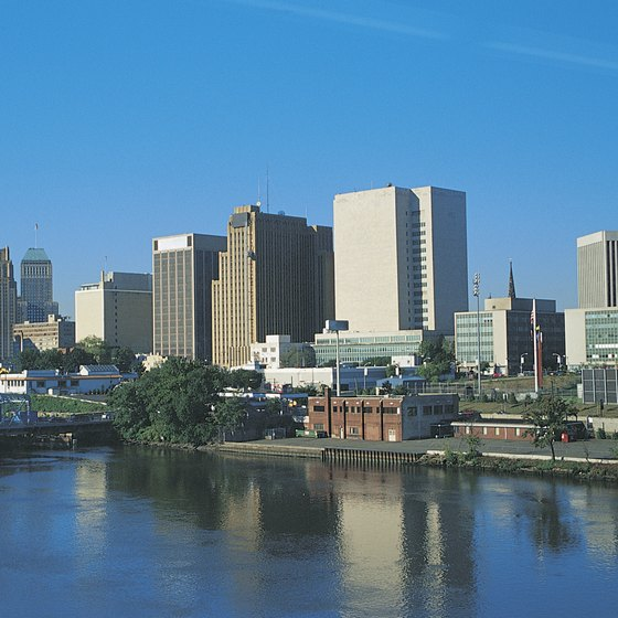 Newark, New Jersey, is another convenient stop on the route.