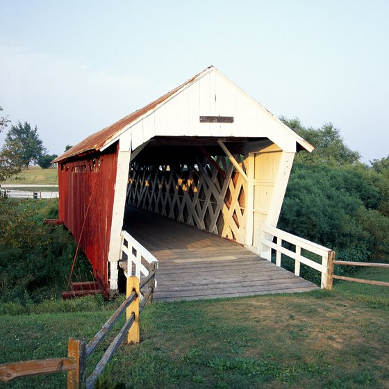 Remote locations left many covered bridges vulnerable to decay and vandalism.