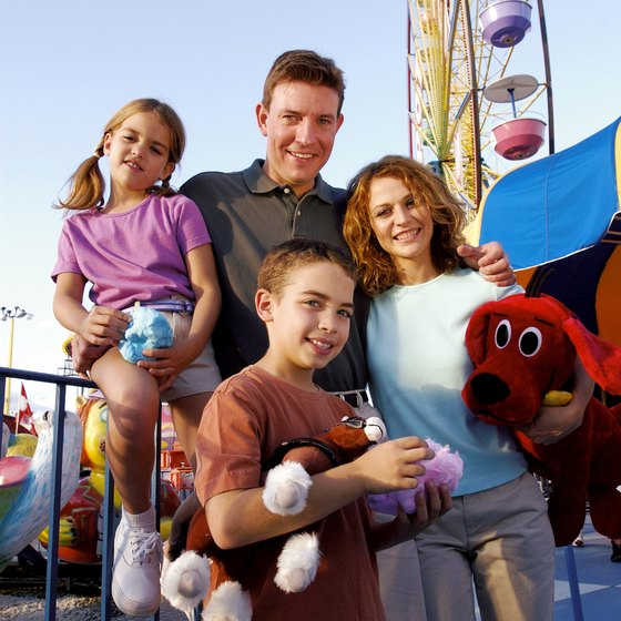 Treat your family to a day at the county fair.