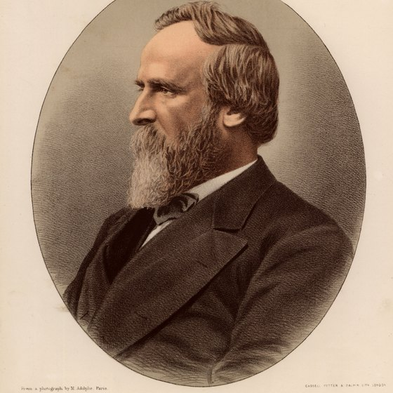 Rutherford B. Hayes lived in Sandusky County.