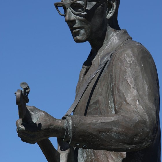Lubbock has more to offer than its memorial to native son Buddy Holly.