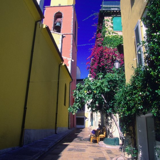 For many, glamorous St Tropez symbolizes the French Riviera.