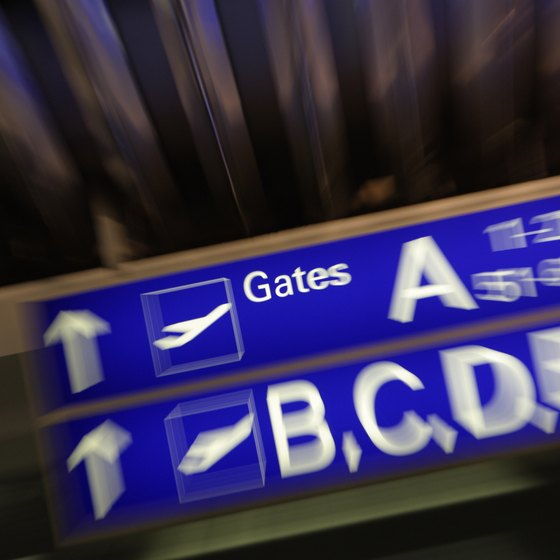 Get to the gate sooner by printing your boarding pass ahead of time.