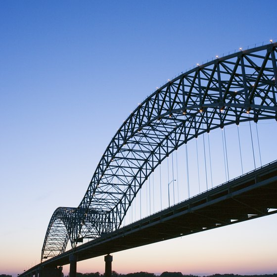 Memphis has music, history and the mighty Mississippi River.