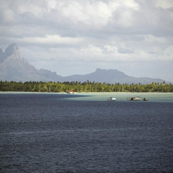 Tahiti's dramatic mountains have lured entire cultures, from Polynesian explorers to the French.