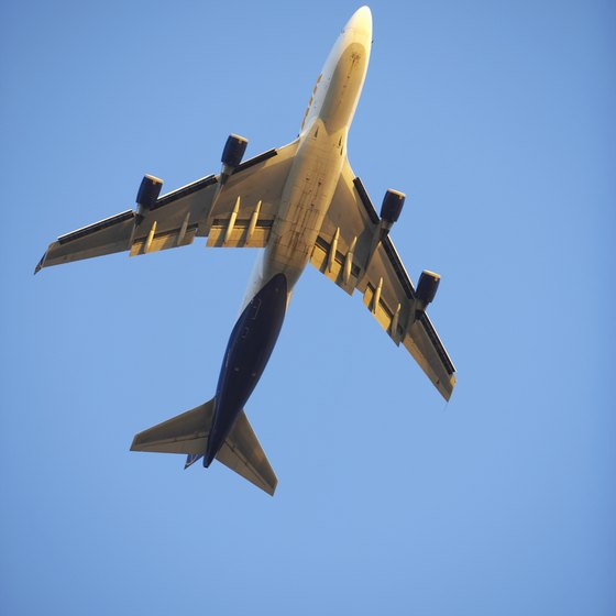 Make sure you move around during long air flights to prevent blood clots.