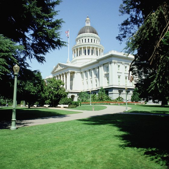 Carmichael is just minutes from the California State Capitol building in Sacramento.