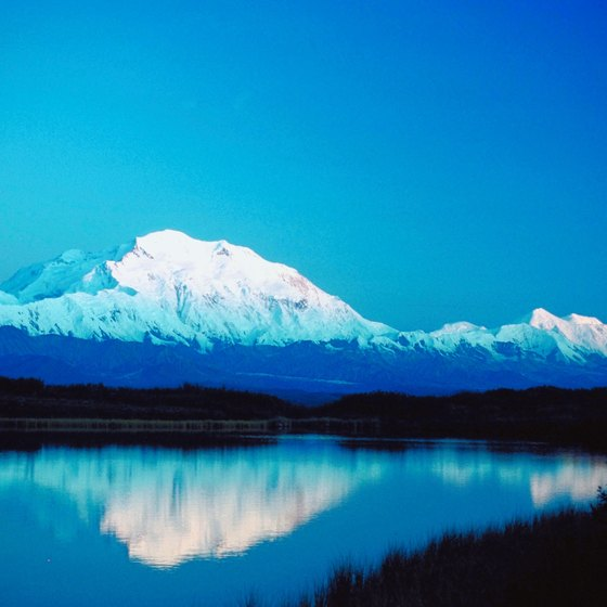 Denali is a true wilderness park with few tourist accommodations.
