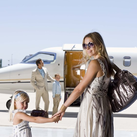 Frequent travelers develop strategies for an easy journey.